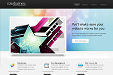 Premium Template – ColorBusiness