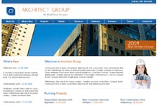 Construction Web Template 3