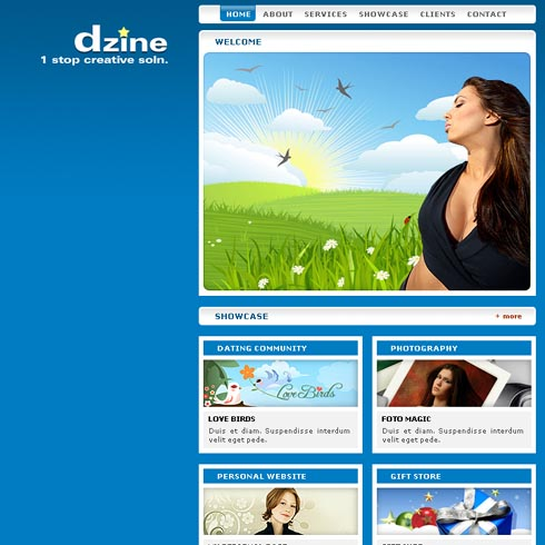 Design & Consultancy Web Template 3