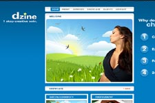 Design &#038; Consultancy Web Template 3