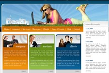 Design &#038; Consultancy Web Template 7