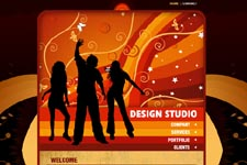 Design &#038; Consultancy Web Template 9
