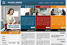 Web Template 0419