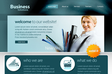 Web Template 3647