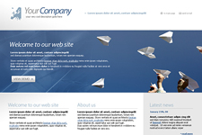 Web Template 4183