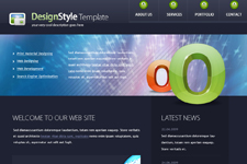 Web Template 4439