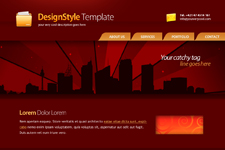 Web Template 4441