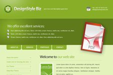 Web Template 4447