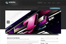 Premium Template – WebPro